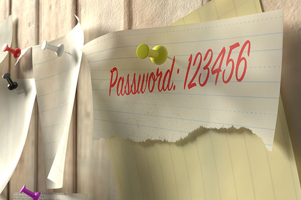 Stay safe! A good password is essential these days. We've all seen the scary headlines about cyber crime and hackers. Find out how easily you can protect yourself.